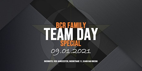 TEAM DAY SPECIAL tickets