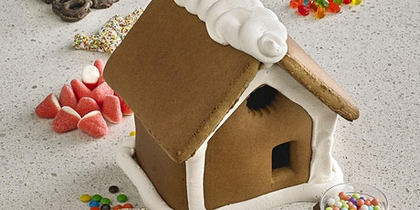 Make & Take: Parent & Child: Decorate a Gingerbread House tickets