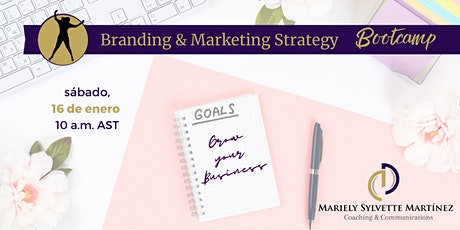 Branding & Marketing Strategy Bootcamp tickets