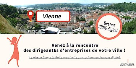 Venez découvrir le réseau business 100% féminin à Vienne billets