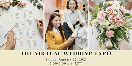 The Virtual Wedding Expo tickets