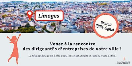 Venez découvrir le réseau business 100% féminin à Limoges billets