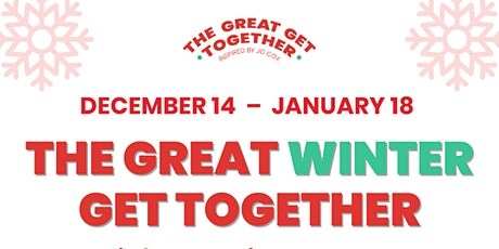Great Winter Get Together Boxing Day Walk tickets