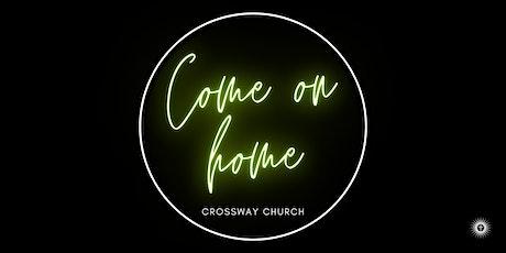 CROSSWAY CHURCH -  NOVEMBER 29 -  5:00PM SERVICE tickets