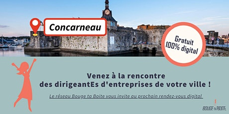 Venez découvrir le réseau business 100% féminin à Concarneau billets