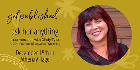 Get Published. With Cindy Tyler tickets