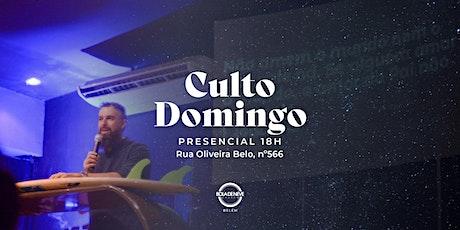 Culto Domingo (18h) - 29/11