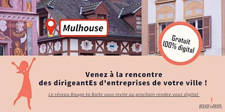 Venez découvrir le réseau business 100% féminin à Mulhouse billets