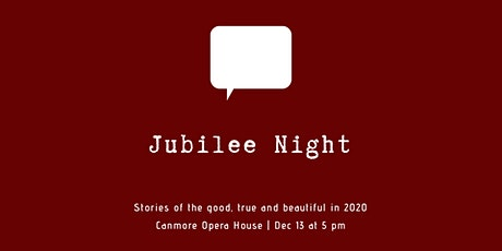 Jubilee Night tickets