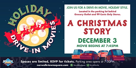 Norwalk Town Square Holiday Drive-In Movie - A Christmas Story tickets
