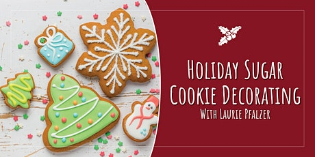 Holiday Workshop: Christmas  Sugar Cookie Decorating tickets