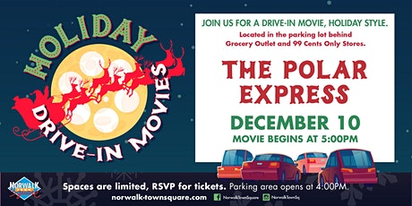 Norwalk Town Square Holiday Drive-In Movie - The Polar Express tickets