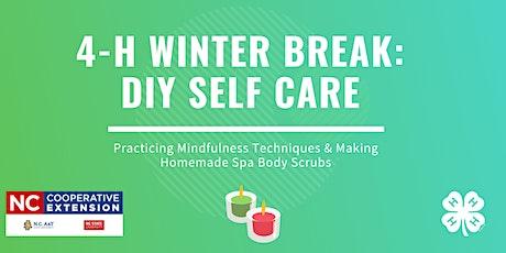 4-H Winter Break: DIY Self Care tickets