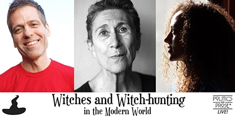 P&P Live! Witches & Witch-Hunting in the Modern World tickets