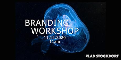 Branding workshop for Social Enterprises tickets