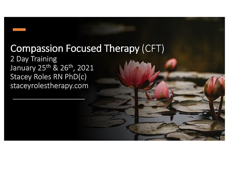 2 Day Compassion Focused Therapy (CFT) Training image