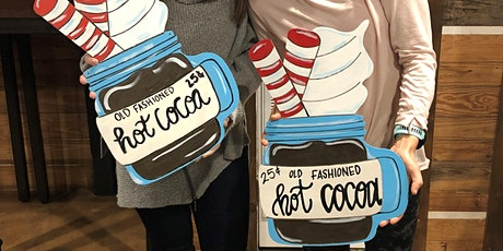 Hot Cocoa Paint Party tickets