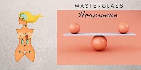 Online masterclass over gebruik van essentiële oliën bij jouw 'Hormonen'. tickets