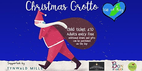 Santa's Grotto with Isle of Play tickets