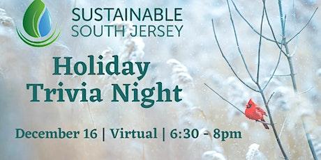 Sustainable South Jersey Holiday Trivia Night biglietti