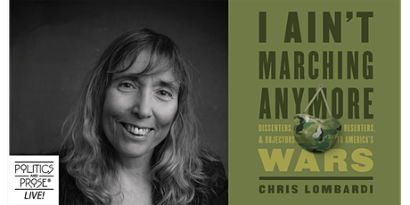 P&P Live! Chris Lombardi | I AIN'T MARCHING ANYMORE with Jonathan W. Hutto tickets