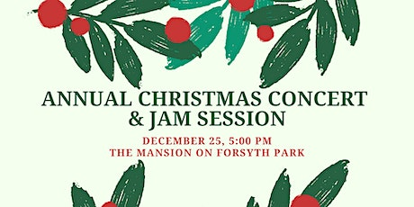 Annual Christmas Concert & Jam Session tickets
