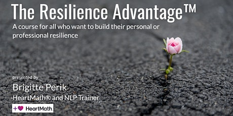 The Resilience Advantage™  (JAN 2021) tickets
