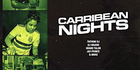 Caribbean Nights tickets