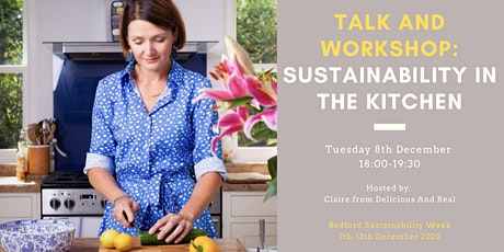 Talk: Sustainability In The Kitchen tickets