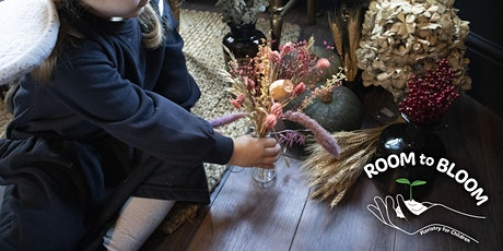 Room to Bloom - Children's Flower Club - Tuesdays at 9:30am tickets
