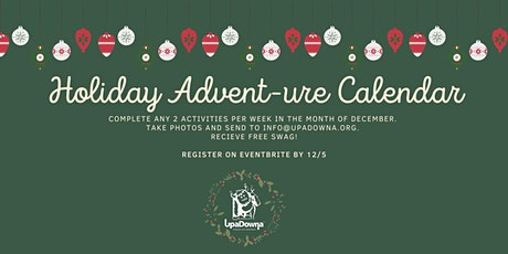 Holiday Advent-ure Calendar Challenge tickets