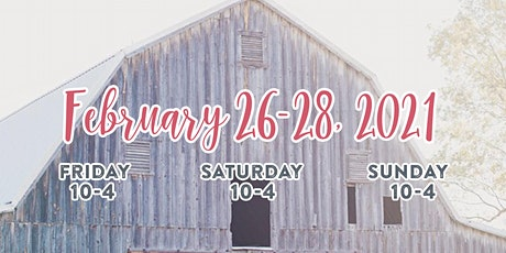"Vintage Market Days® of Coastal Carolina presents ""Forever Vintage"" tickets"