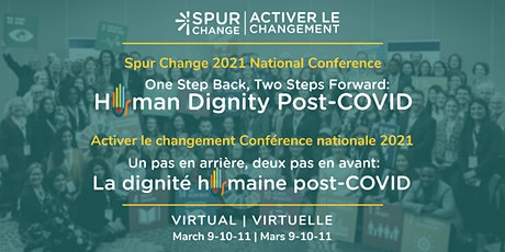 Spur Change National Conference/ Activer le changement Conférence Nationale tickets