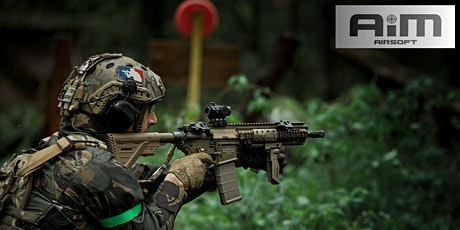Aim Airsoft - Woodland Event tickets