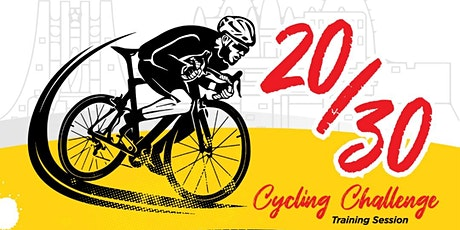 20/30 CYCLING CHALLANGE tickets