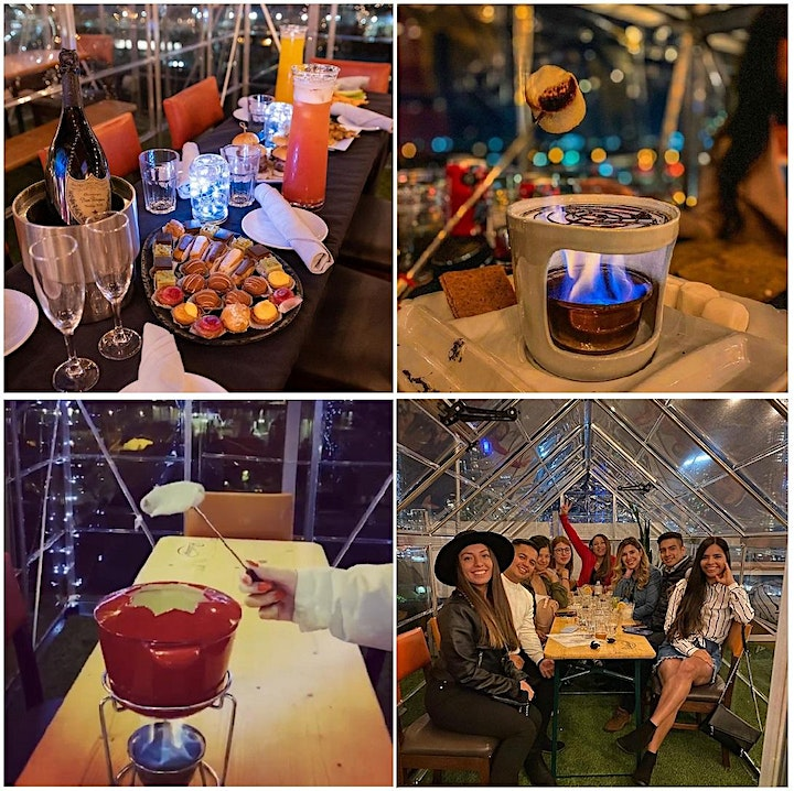 "ALL SUNDAYS: BRUNCH & EVENINGS @ WINTER WONDERLAND ""GLASSHOUSES"" image"