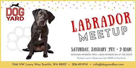 Labrador Meetup at the Dog Yard tickets