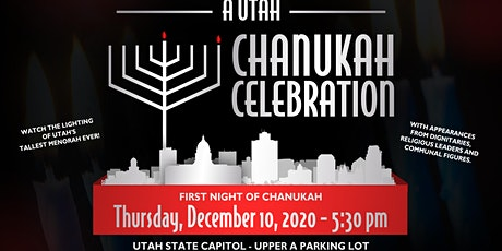 A Utah Chanukah Celebration - Drive-In Style tickets