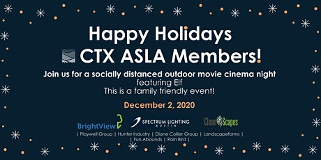 CTX ASLA Holiday Party tickets