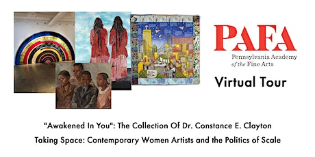 Exclusive PAFA Museum and PAEA Virtual Tour Event tickets