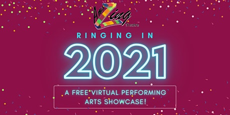 "New Year's Eve ""Virtual"" Performing Arts Showcase tickets"