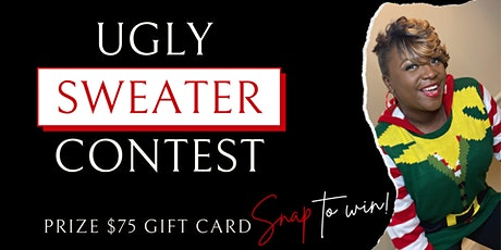 Ugly Sweater Photo Contest - $75 Gift Card tickets