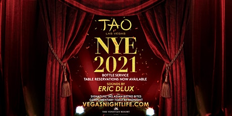 Tao Las Vegas | New Year's Eve Party 2021 tickets