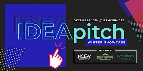 IDEApitch 2020 Winter Showcase tickets