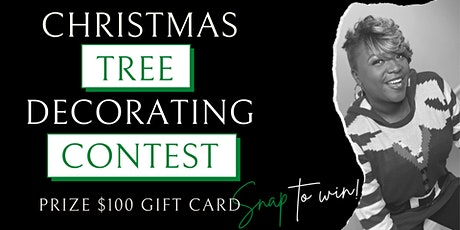 Christmas Tree Decorating Contest - $100 Gift Card tickets