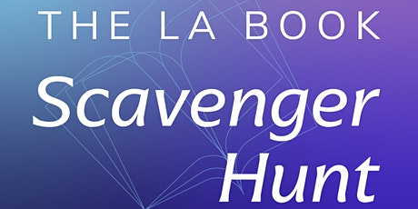 The L.A. Book Scavenger Hunt tickets