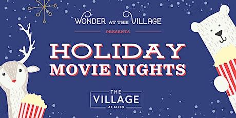 Wonder at the Village Presents Holiday Movie Nights tickets