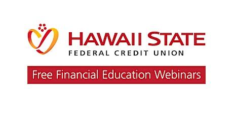 Understanding Your Credit Report and Score Webinar tickets