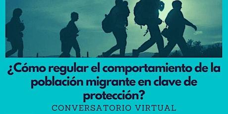 Regular el comportamiento de la población migrante en clave de protección entradas