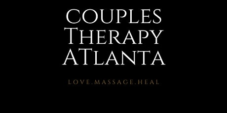 Couples Massage Therapy Retreat tickets